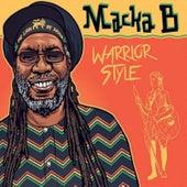 Warrior Style by Macka B.
