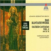 Bach : Sacred Cantatas Vol.2 : BWV 20-36 von Various Artists