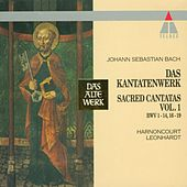 Bach, JS : Sacred Cantatas Vol.1 : BWV1-14, 16-19 von Various Artists
