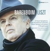 Liszt : Symphonies & Sonatas von Daniel Barenboim