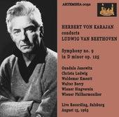 HERBERT VON KARAJAN conducts LUDWIG VAN BEETHOVEN by Herbert Von Karajan