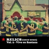 Relics (2010-2020), Vol. 2: Vivo en Santana von Luminazion