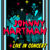 Live In Concert de Johnny Hartman