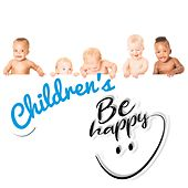 Children's Be Happy (The Top Happy Music Children Summer) von Various Artists