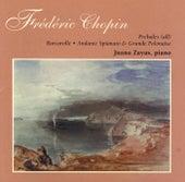 Chopin: Preludes (Complete) / Andante Spianato and Grande Polonaise Brillante / Barcarolle by Juana Zayas