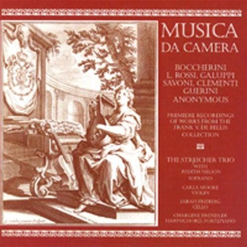 Clementi / Galuppi / Rossi / Guerini / Savioni / Boccherini: Chamber Music by Various Artists