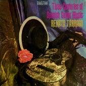 Three Centuries of Spanish Guitar Music (16 to 18th) by Renata Tarragó