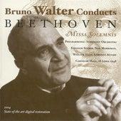 Beethoven, L. Van: Missa Solemnis (Philharmonic Symphony, Walter) (1948) de Nan Merriman
