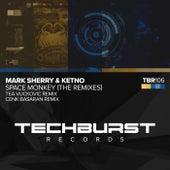 Space Monkey (Tea Vuckovic + Cenk Basaran Remixes) by Mark Sherry