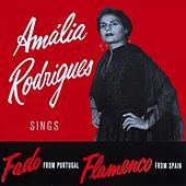 Amália Rodrigues (Sings Fado From Portugal Flamenco From Spain) de Amalia Rodrigues