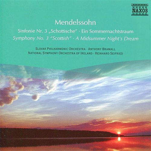 Mendelssohn: Symphony No. 3 / A Midsummer Night's Dream (Excerpts) by Various Artists