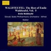Waldteufel: The Best of Emile Waldteufel, Vol.  5 by Alfred Walter