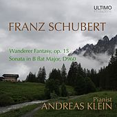 Franz Schubert: Wanderer Fantasy and Sonata in B Flat Major by Andreas Klein