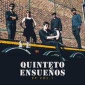 EP, Vol. 1 de Quinteto Ensueños
