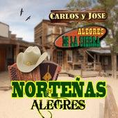 Norteñas Alegres von Los Alegres De La Sierra