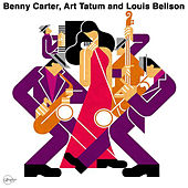 Benny Carter, Art Tatum and Louis Bellson de Benny Carter