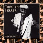 ¡Qué bueno está! von Ibrahim Ferrer