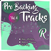 Pro Backing Tracks R, Vol.4 by Pop Music Workshop