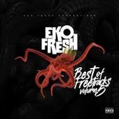Best of Freetracks volume 5 de Eko Fresh