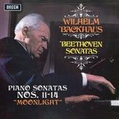 "Beethoven: Piano Sonatas Nos. 11, 12, 13 & 14 ""Moonlight"" (Stereo Version) by Wilhelm Backhaus"