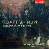 Quart de Nuit: Ravel, Dutilleux and Debussy (live op het ZOOM! Festival, Nederland 2017) by Ruysdael Quartet