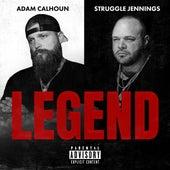 Legend van Adam Calhoun