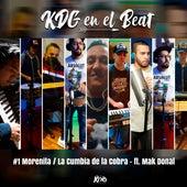 KDG en el Beat #1: Morenita / Cumbia de la Cobra de KDG Records