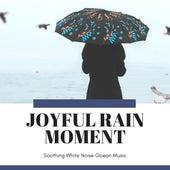 Joyful Rain Moment - Soothing White Noise Ocean Music de Various