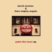 Paint the Town - EP von David Newton