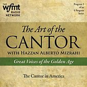 TAC Show 5: The Cantor in America (1920-1960) by Various Artists