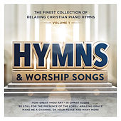 Hymns & Worship Songs : Volume 1 : The Finest Collection of Relaxing Christian Piano Hymns by Music For All