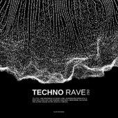 Techno Rave 002 de Various Artists