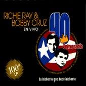 40 Aniversario: EN VIVO by Richie Ray