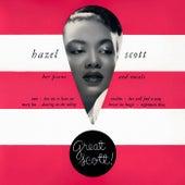 Great Scott! Her Piano and Vocals with Rhythm Acc. de Hazel Scott