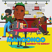 Monday to Sunday by Manqonqo