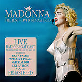 The Best - Live At The Reunion Arena, Dallas, Tx 7 May 90 (Remastered) by Madonna