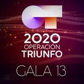 OT Gala 13 (Operación Triunfo 2020) von German Garcia