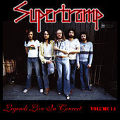 Legends Live in Concert (Live in Cleveland, OH, 1976) de Supertramp