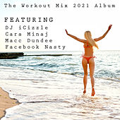 The Workout Mix 2021 Album von Various Artists