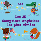 Les 25 Comptines Anglaises les plus aimées, Vol. 2 de The Countdown Kids