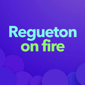 REGUETON ON FIRE von Various Artists