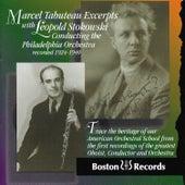 Marcel Tabuteau Excerpts by Marcel Tabuteau