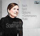 Bach, Byrd, Gibbons & Contemporary Music de Alexandra Sostmann
