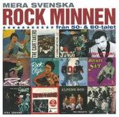 Mera Svenska Rockminnen från 50 & 60-talet by Various Artists