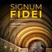 Signum Fidei - Capilla Mayor La Salle, Buenos Aires de Luis Caparra