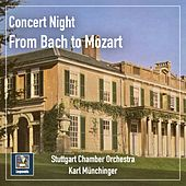 Concert Night: From Bach to Mozart van Karl Münchinger