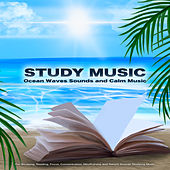 Study Music: Ocean Waves Sounds and Calm Music For Studying, Reading, Focus, Concentration, Mindfulness and Nature Sounds Studying Music de Studying Music
