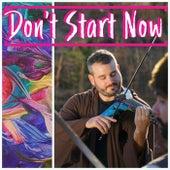 Don't Start Now de The Drunken Fiddler