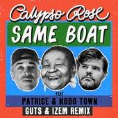 Same Boat (feat Patrice & Kobo Town) - Guts & iZem Remix de Calypso Rose