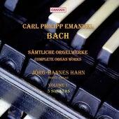 C.P.E. Bach: Complete Organ Works, Vol. 1 von Jörg-Hannes Hahn